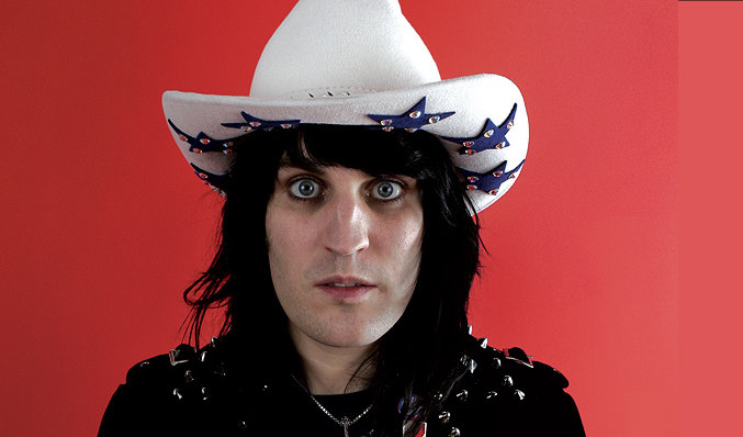 An Evening With Noel Fielding | Gig review by Steve Bennett at Sheffield City Hall