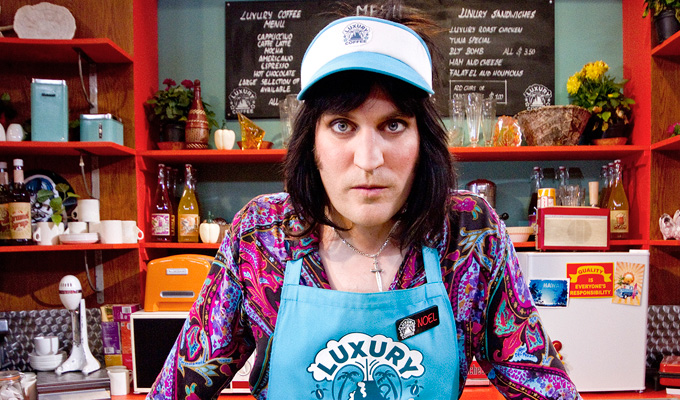Noel Fielding: No more Luxury Comedy | 'But we might do something with The Boosh again'