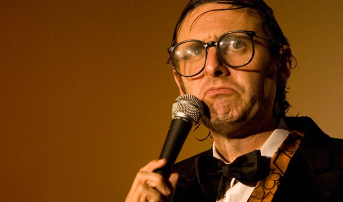 Neil Hamburger – Original Review | Review by Steve Bennett