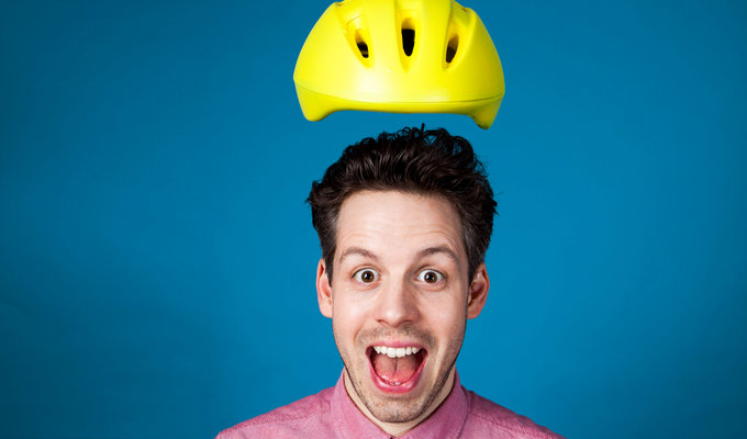 Nick Hall: Helmet | Review by Jay Richardson