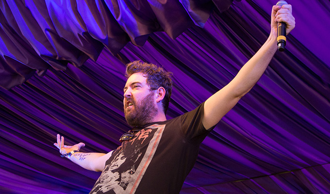 Nick Helm at Latitude | Gig review by Steve Bennett