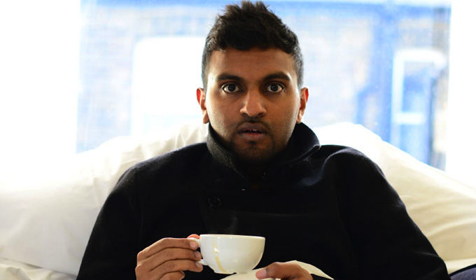 Netflix is my passport | How Nazeem Hussain convinced US immigration he was a comic