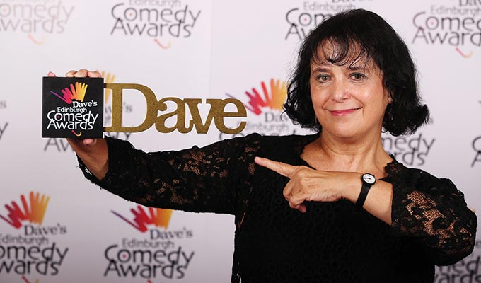Dave sponsors the Edinburgh Comedy Awards | Deal will put Fringe comics on screen