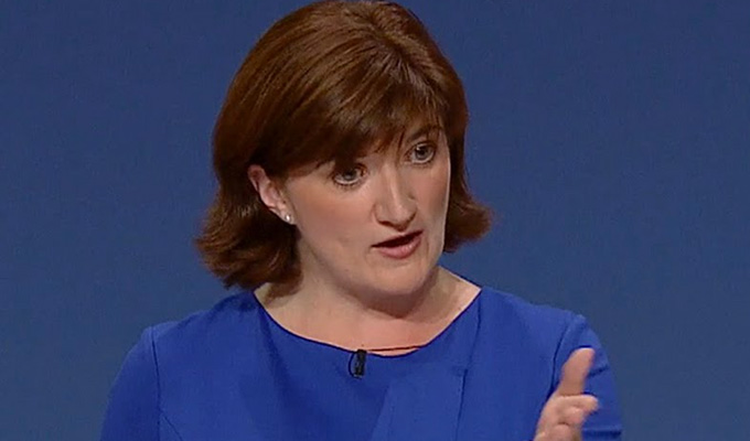 'Trousergate' MP drops out of Have I Got News For You | 'Unforeseen circumstances' for Nicky Morgan