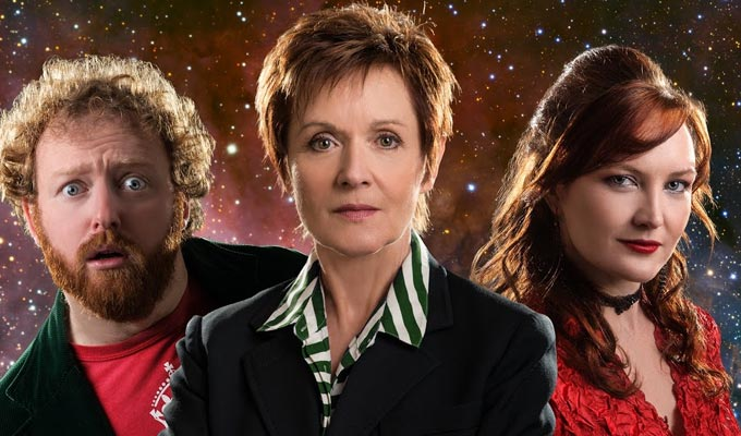 BBC buys Australian sci-fi comedy | Radio show materialised out of a Dr Who podcast