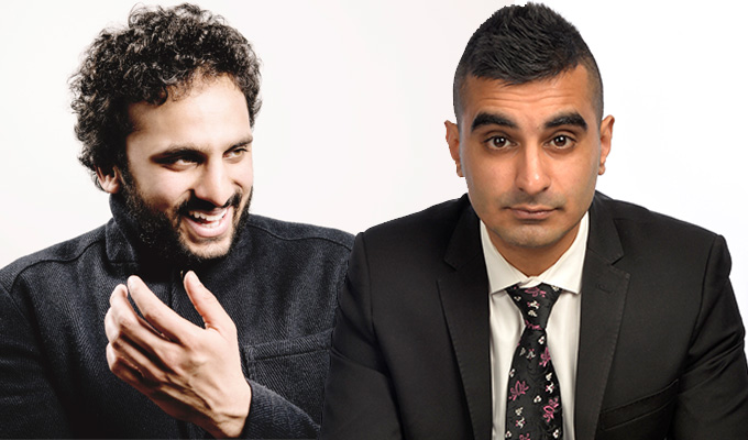 Nish Kumar fights deportation | ...in a new film with Tez Ilyas