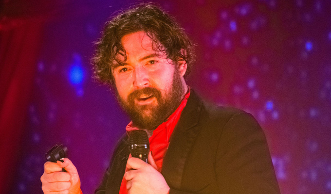 'The whole point isn't to annoy people' | Nick Helm on his stage persona, and his transition to TV