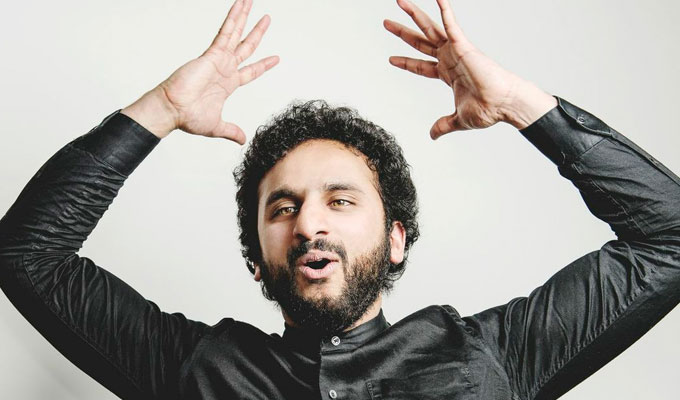 Nish Kumar is a Comedian | Review by Steve Bennett