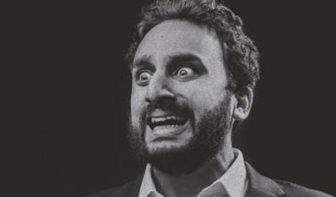 Nish Kumar: Actions Speak Louder Than Words, Unless You Shout the Words Real Loud