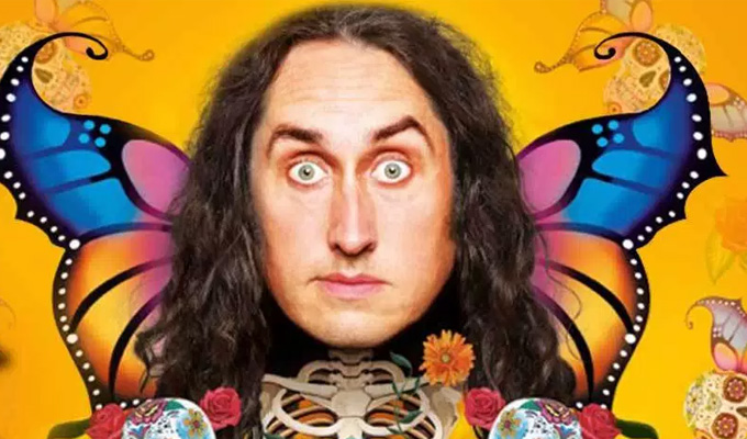 Ross Noble: El Hablador | Gig review by Steve Bennett in Tunbridge Wells