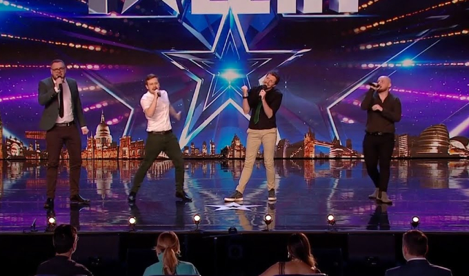 Noise Next Door and Mike Newall wow Britain's Got Talent | 'Yeses' all round