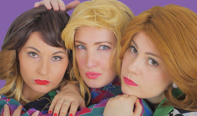 Northern Power Blouse: Up Your Promenade | Gig review by Steve Bennett at the Brighton Fringe