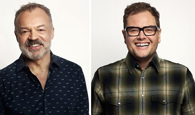 Graham Norton and Alan Carr to judge RuPaul's Drag Race UK | Series heads to BBC Three