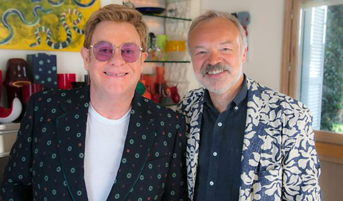 When Graham met Elton | Special interview show for BBC One