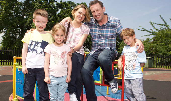 BBC orders THREE more series of Not Going Out | ...making a total of 13 for Lee Mack's sitcom