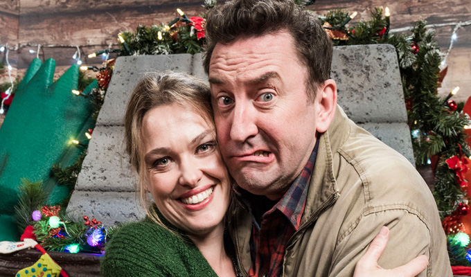 Surprise! Not Going Out is coming back | Lee Mack has scripts for series 8
