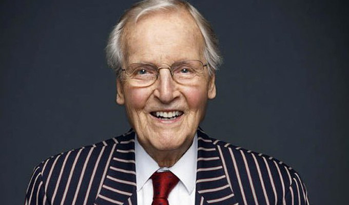 Nicholas Parsons dies at 96 | The final whistle blows on an incredible career