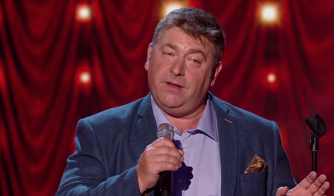 Nick Page out of Britain's Got Talent | 'I wish it had gone better for you tonight'