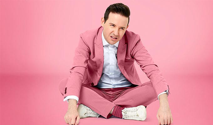 Nath Valvo: I'm Happy For You | Melbourne International Comedy Festival review