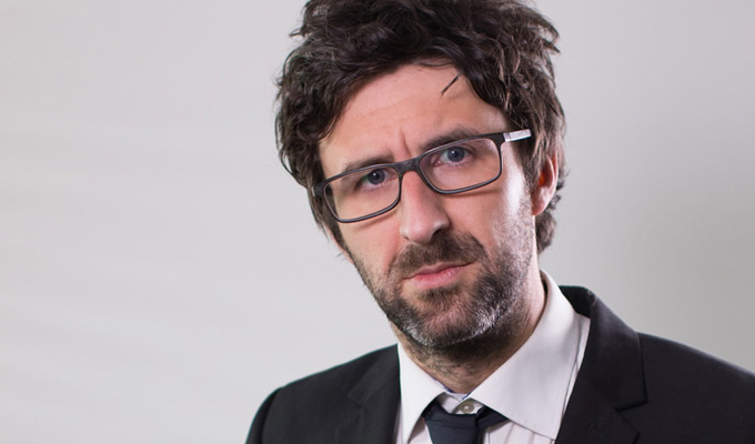 Mark Watson: I Appreciate You Coming to This and Let's Hope for the Best (Work in Progress)