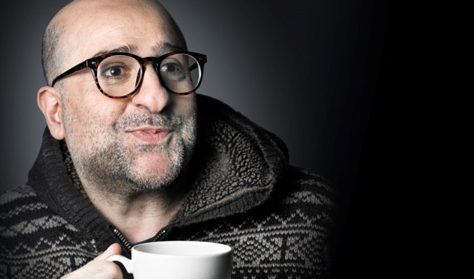 Omid Djalili to star in Fiddler On The Roof | New stage version
