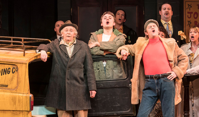 Only Fools And Horses Musical | Gig review by Steve Bennett at the Theatre Royal Haymarket, London