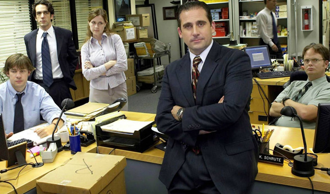The Office could be opening again | NBC 'plans to revive' US version