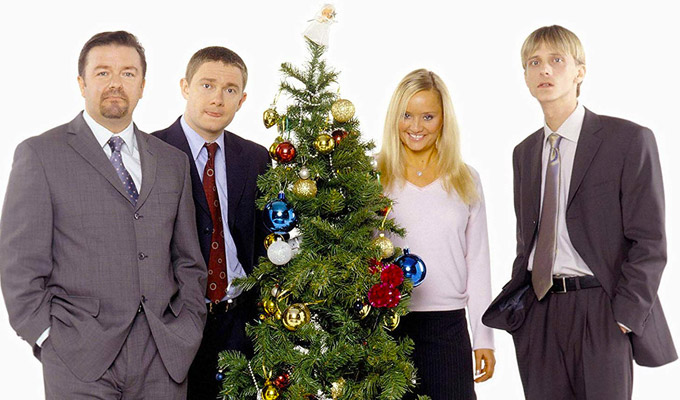 Best Christmas sitcom ever | The Office tops poll