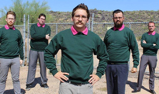 Meet the Ned Flanders metal band... | WTF: Weekly Trivia File