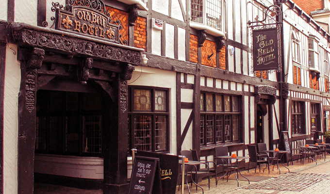 Derby The Old Bell Hotel