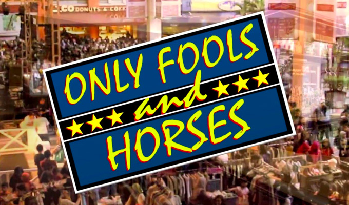 Who were the only real-life people to be mentioned in the Only Fools And Horses theme tune? | Try our Tuesday Trivia Quiz