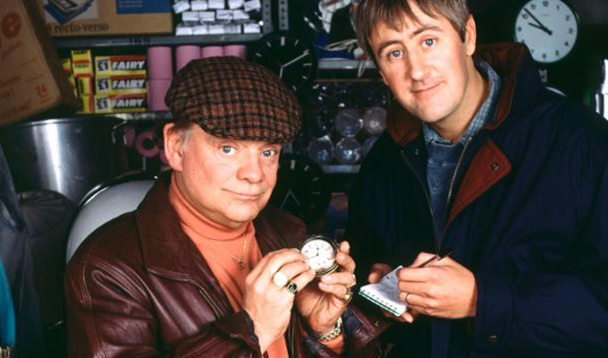 Lovely jubbly! Only Fools memorabilia fetches thousands : Punching Up 2019 :     Chortle : The UK Comedy Guide
