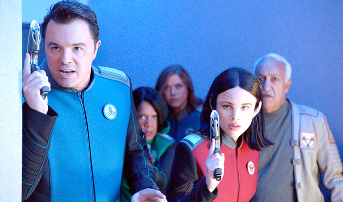 Third series for The Orville | Fox renews Seth MacFarlane's sci-fi comedy