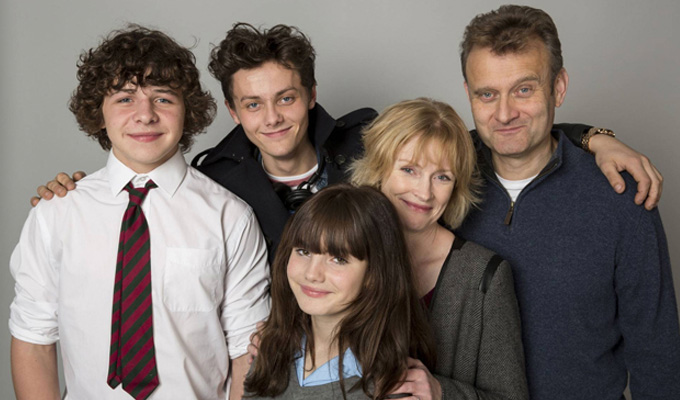 What was the name of the family in Outnumbered? | Try our Tuesday trivia quiz