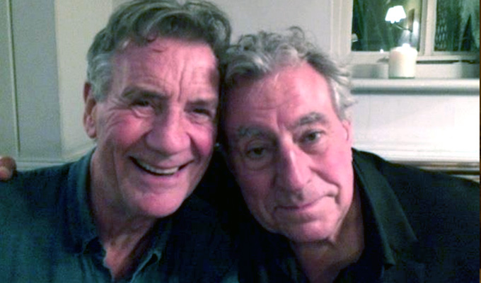 'The cruellest thing that could befall someone' | Michael Palin's touching tribute to Terry Jones
