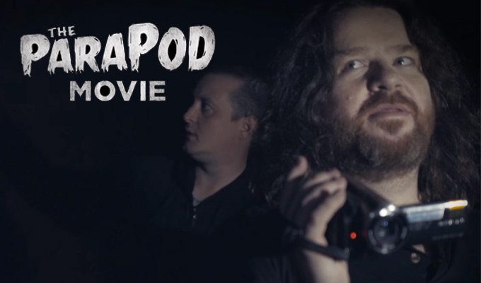 The podcast that became a film | Ian Boldsworth releases a trailer for The ParaPod Movie