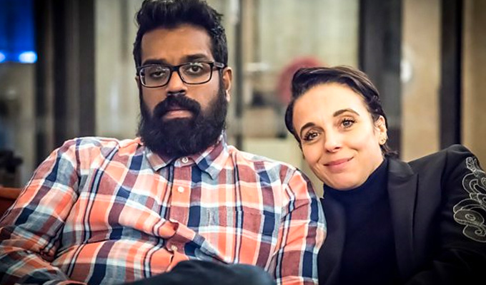 Romesh Ranganathan pilots another sitcom about his life | Comic filmed Parental Guidance this summer