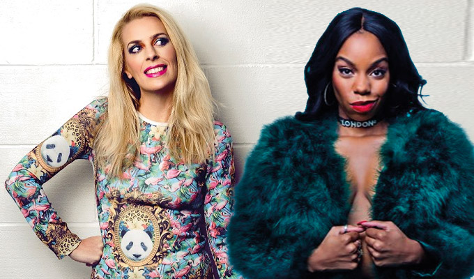 New podcasts for Sara Pascoe and London Hughes | About sex, power, dating and relationships