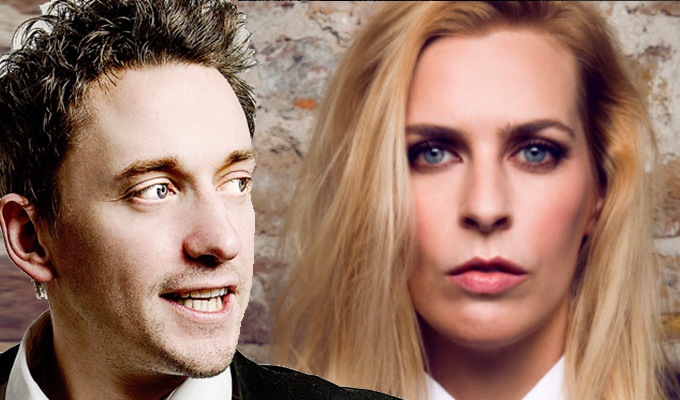 Sara Pascoe hits the West End | ...as her ex John Robins announces more tour dates