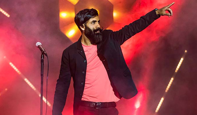 Paul Chowdhry: Live Innit | Review of his Amazon Prime special