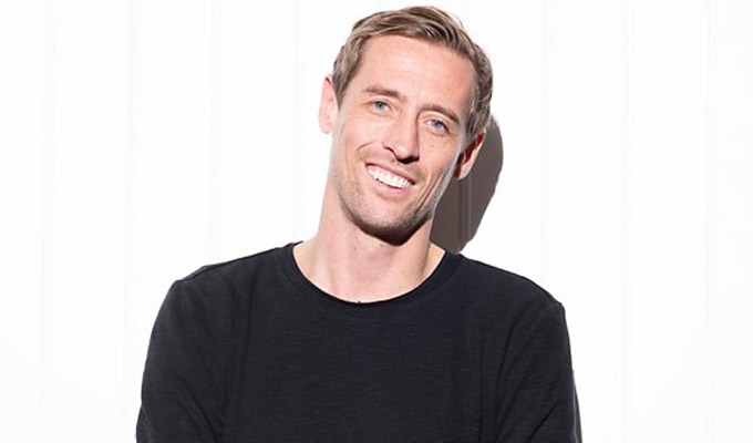 Peter Crouch to host a comedy-entertainment show | For the Euro 2020 tournament
