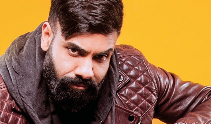 Paul Chowdhry – Original Review | Review by Steve Bennett