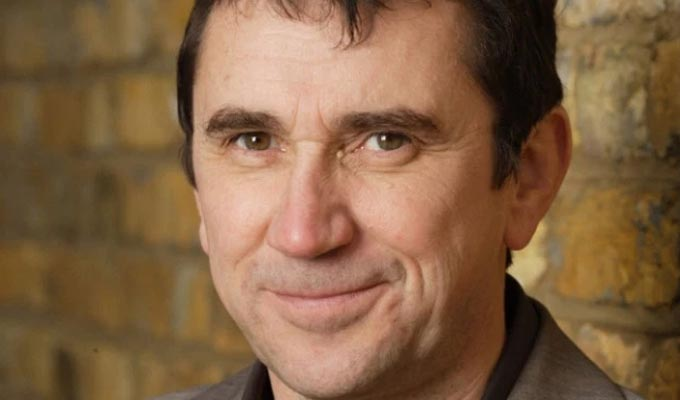 Phil Daniels joins Dave sitcom Sliced | Filming starts on pizza-delivery comedy