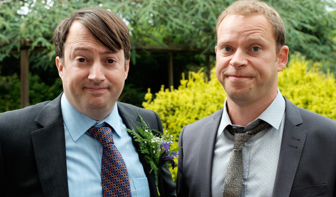 Have a free Peep | Win the final Peep Show series on DVD
