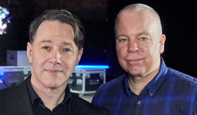 Revealed: The premise of one of the next Inside No 9s | As creators go on the South Bank Show