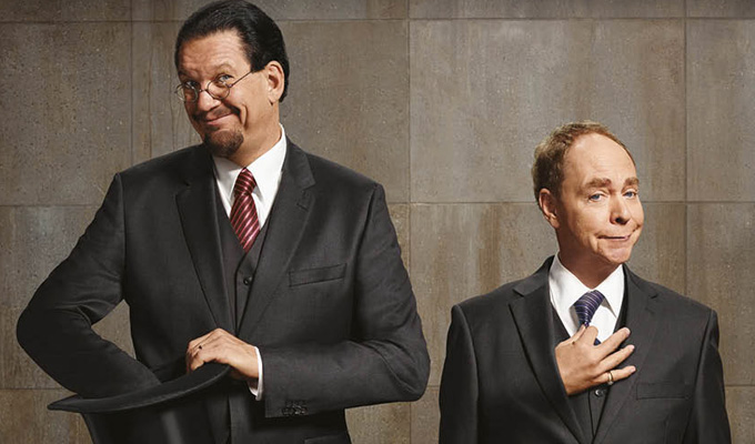 Penn & Teller announce UK dates | First British gigs in three years