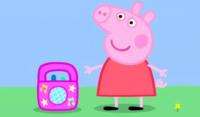 Which comedian narrates Peppa Pig? | Try our Tuesday Trivia Quiz