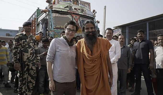 Sue Perkins goes up the Ganges | New travelogue for BBC One