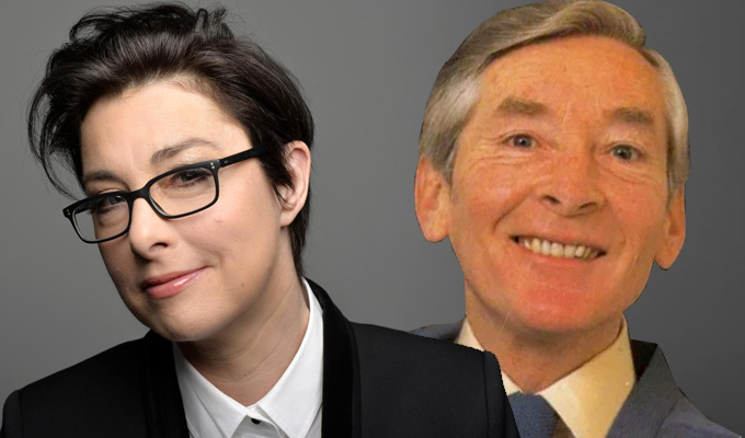 Together at last: Sue Perkins and Kenneth Williams | Just A Minute mash-up... and other Christmas radio highlights