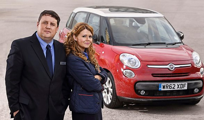 Awards haul for Peter Kay's Car Share | Four gongs at RTS ceremony